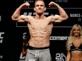 Бой Ника Хейна против Дамира Хадзовича пройдет на UFC Гамбург