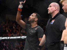 Алан Джубан встретится с Дэнни Робертсом в UFC Гамбург