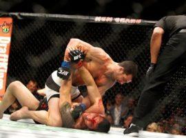 UFC планирует реванш между Рокхольдом и Вайдманом в ноябре