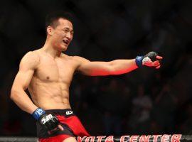 Бой Чон Чхан Сона и Фрэнки Эдгара пройдет 9 октября на UFC 229