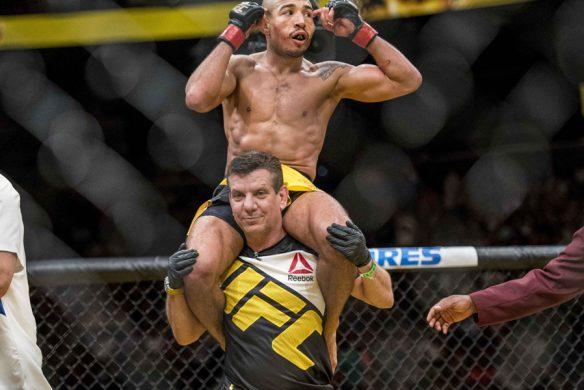 Источник: «UFC хотел сделать бой Альдо vs Мойкано, но тренер Жозе — Деде дал отказ»
