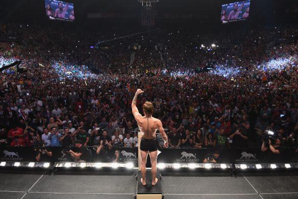 10 самых просматриваемых боев UFC за последний год