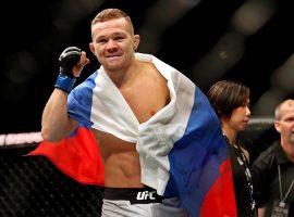Петр Ян поднялся в рейтинге UFC на пять позиций