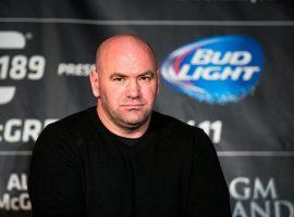 Президент UFC Дана Уайт сказал, что титульного боя Диас-Порье не будет