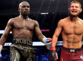 Хабиб Нурмагомедов и Флойд Мейвейзер могут провести бой по правилам MMA