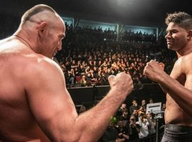 Санкт – Петербург разочаровывает UFC, зал полупустой