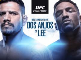 UFC on ESPN + 10: Рафаэль Дос Аньос – Кевин Ли. Весь кард
