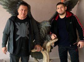 Тренер Хабиба удивился реакции MMA-сообщества на взвешивание его подопечного