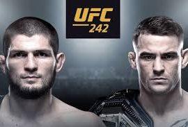 Полная пресс-конференция Хабиба Нурмагомедова и Дастина Порье. UFC 242 Абу-Даби