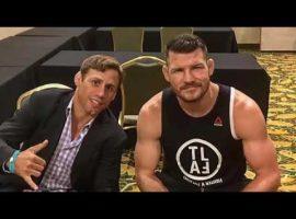 Майкл Биспинг удивлён возвращению Юрайи Фабера в UFC