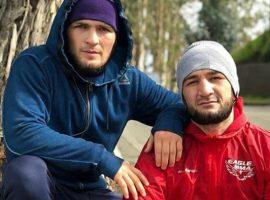 Турнир UFC в Москве пройдёт в ноябре, об этом заявил Хабиб, на нём выступит его брат