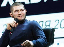 Хабиб хочет организовать мини-турнир лековесов на UFC 242