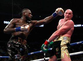 Дана Уайт: Тайсон Фьюри лучший боксёр в тяжёлом весе прямо сейчас