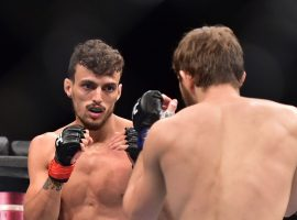 У Рикардо Рамоса и Джордана Гриффина появились новые противники на UFC Minneapolis
