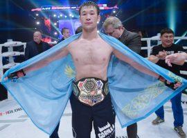 Казахстанец Шавкат Рахмонов подписал контракт с UFC