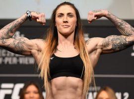 Меган Андерсон возвращается на UFC 243