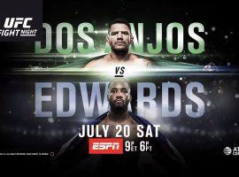 Видео взвешивания UFC on ESPN 4 Сан-Антонио