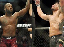 Результаты турнира UFC on ESPN 4: Дос Аньос против Эдвардса