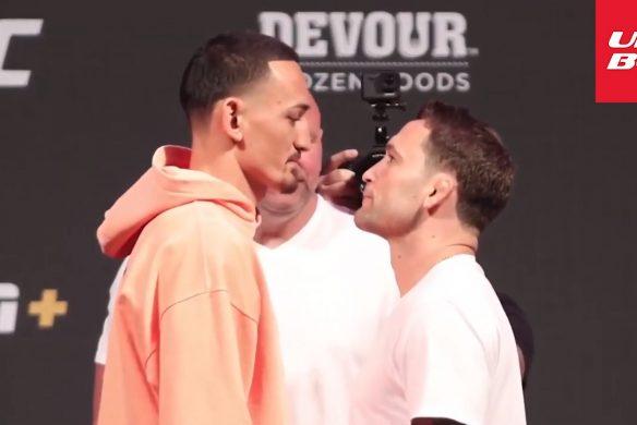 Видеопрогноз и ставка Макс Холлоуэй – Френки Эдгар  UFC 240