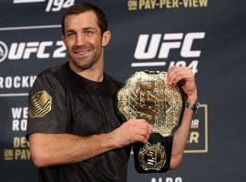 Рассказываем, почему Люк Рокхолд должен драться за титул в полутяжелом весе в случае победы на UFC 239
