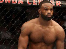 Вудли заявляет, что UFC не пытались организовать его бой с Ковингтоном