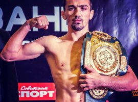 Аскар Аскаров: Хочу встретиться с чемпионом Генри Сехудо, так как я хочу драться с лучшими.