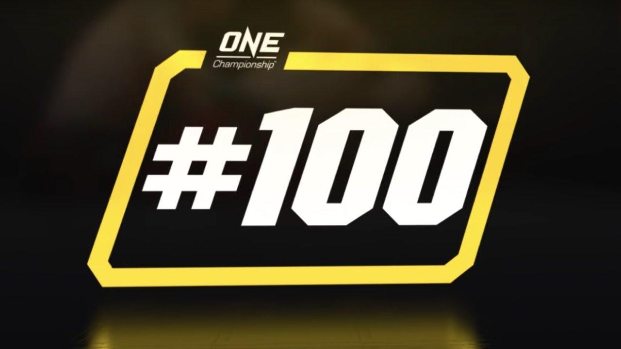 ONE FC 100: Tokyo