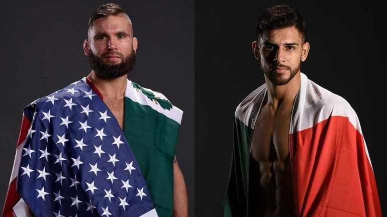 UFC Fight Night 159: Mexico