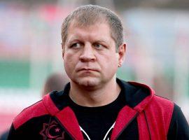 Александр Емельяненко проехался по федерации бокса России
