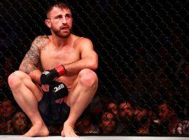Дана Уайт: К сожалению, мы не сможем организовать титульный бой Холлоуэй - Волкановски на UFC 243