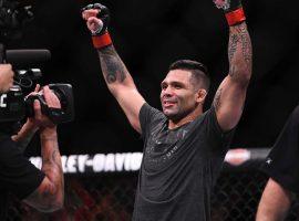 Клаудио Сильва обещает стать чемпионом UFC, вдохновившись успехами Аманды Нуньес и Тьяго Сантоса
