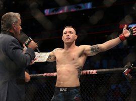 Колби Ковингтон дал противоречивые комментарии о легенде UFC Мэтте Хьюзе
