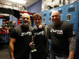 Уайт планирует запустить Zuffa boxing в октябре