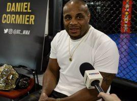 Даниэль Кормье дал ценные советы бойцам о том, как поддерживать хорошие отношения с UFC