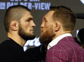 Видео боя Хабиб Нурмагомедов - Конор Макгрегор. UFC 229