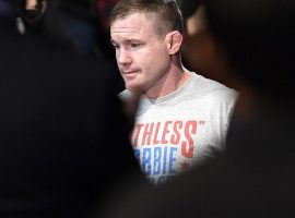 Мэтт Хьюз ответил Колби Ковингтону за спорный комментарий после боя