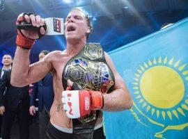 Действующий чемпион М-1 в полулегком весе Нейт Ландвер подписал контракт с UFC