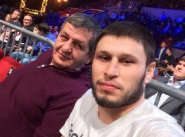 Спарринг партнёр Хабиба Нурмагомедова готов завоевать второй пояс GFC
