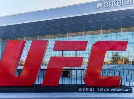 Представители UFC сообщили о том, что их турнир в Уругвае посетило 9,255 человек