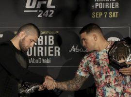 Джон Джонс и Тьяго Сантос поделились прогнозом на бой Нурмагомедов - Порье на UFC 242
