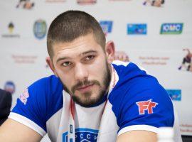 Валентин Молдавский не подерётся с Тимоти Джонсоном