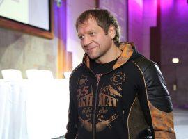 'Хабиб - чемпион!' Александр Емельяненко от всей души поздравил с победой Хабиба Нурмагомедова