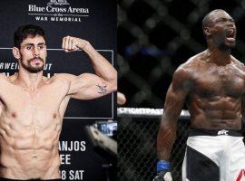 Прогноз и ставка на бой Антонио Карлос Джуниор – Юрайа Холл 15 сентября 2019