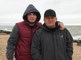 Хабиб заявил, что не хочет разочаровывать отца