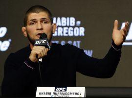 Хабиб Нурмагомедов считает, что он заслужил звания лучшего бойца вне зависимости от весовой категории