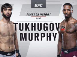 Видео боя Зубайра Тухугов – Лерон Мерфи UFC 242