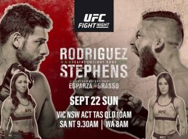 Официальное взвешивание участников UFC Fight Night 159 в Мехико