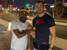 Уроженец Узбекистана Махмуд Мурадов подписал контракт с UFC