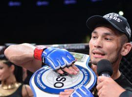 Махмуд Мурадов успешно дебютировал в UFC, перестреляв в стойке итальянца Алессио Ди Чирико