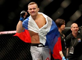 Петр Ян прокомментировал победу Хабиба Нурмагомедова на UFC 242